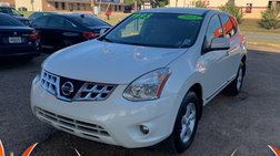 2013 Nissan Rogue Select FWD 4dr S