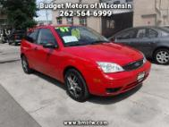 2007 Ford Focus SES Coupe
