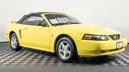 2003 Ford Mustang RWD
