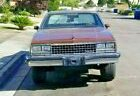 1984 Chevrolet El Camino Chrome