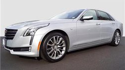 2017 Cadillac CT6 3.6L Luxury