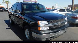 2005 Chevrolet Avalanche 1500 5dr Crew Cab 130