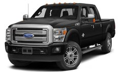 2013 Ford F-250 XLT Crew Cab Long Bed 4WD