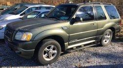 2001 Ford Explorer Sport Base
