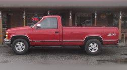 1991 Chevrolet C/K 1500 REG. CAB 8-FT. BED 4WD