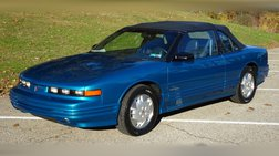 1993 Oldsmobile Cutlass Supreme Base