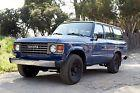 1987 Toyota Land Cruiser Base