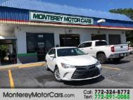 2017 Toyota Camry LE 6-Spd AT