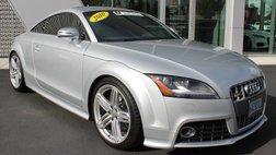 2010 Audi TTS 2.0T quattro Prestige