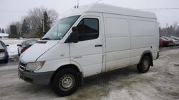 2006 Dodge Sprinter 2500 High Ceiling 140-in. WB