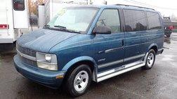 1996 Chevrolet Astro Base