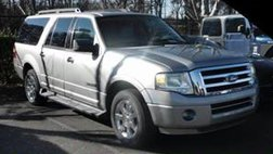 2008 Ford Expedition EL SSV Fleet
