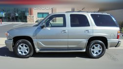 2001 GMC Yukon Denali