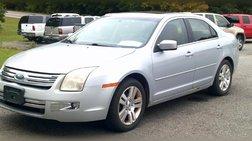 2006 Ford Fusion I4 SEL