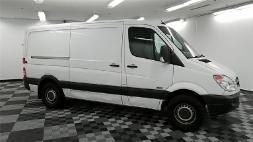 2012 Mercedes-Benz Sprinter Cargo 2500 144 WB