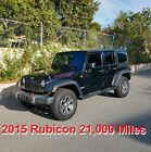 2015 Jeep Wrangler Unlimited Rubicon 4X4 4 Door