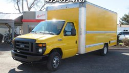 2014 Ford E-Series Chassis E-350 SD