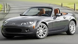 2007 Mazda MX-5 Miata 2dr Conv Manual SV