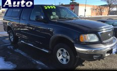 2003 Ford F-150 FX4 SuperCab 4WD
