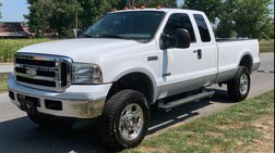 2006 Ford F-350 XL SuperCab 4WD