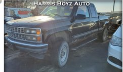 1998 GMC  Ext. Cab 6.5-ft. Bed 4WD