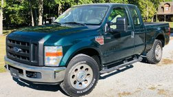 2010 Ford F-250 XL SuperCab 2WD
