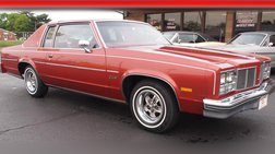 1977 Oldsmobile Delta Eighty-Eight Royale Brougham