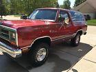 1987 Dodge Ramcharger 150