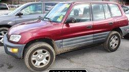 1998 Toyota RAV4 4-Door 2WD