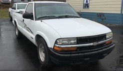 1998 Chevrolet S-10 Reg. Cab Short Bed 2WD