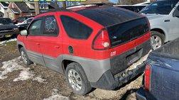 2001 Pontiac Aztek Base