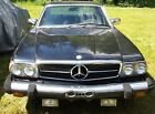 1978 Mercedes-Benz SL-Class SLC