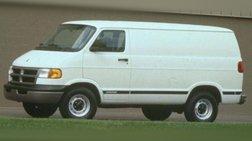 1999 Dodge Ram Van 2500 Maxi