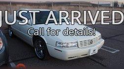 2002 Cadillac Eldorado ETC Collectors Series